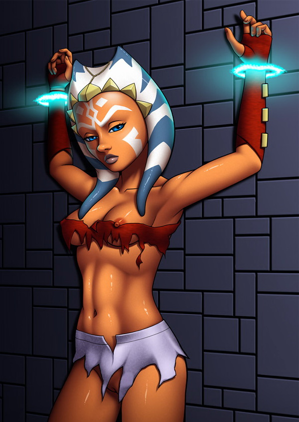Star wars ahsoka tano секс