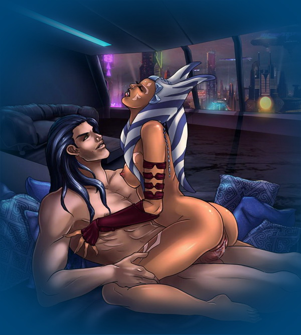 star wars rebels ashoka porn № 172482