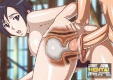 X-ray hentai fucking pics - Blood+ Doujinshi Manga